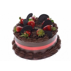 Chocaberry Gateau