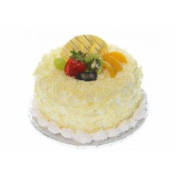 White Forest Gateau
