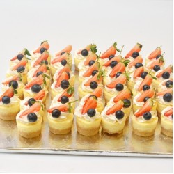 Mini Cheesecakes (Box of 12)