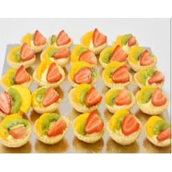 Fruit Tarts (Box of 12)