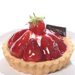 Strawberry tart - Premium